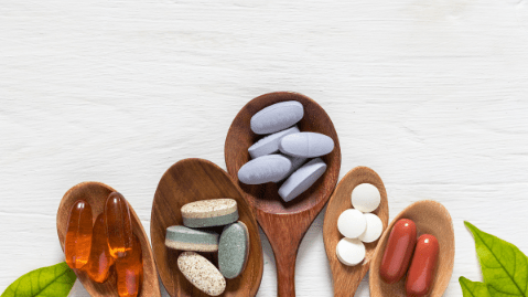 Five Supplements for Glowing Skin